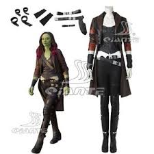 gamora costume guardians of the galaxy 2 gamora costume jacket coat