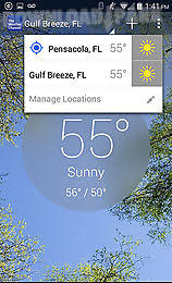 weather channel apk the weather channel android app free in apk