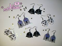 wars earrings wars earrings by roshless on deviantart