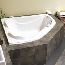 decor whirlpool maax bathtubs and tile tub surround with wicker