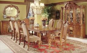 High End Dining Room Furniture High End Dining Room Sets Provisionsdining Com