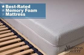 best memory foam mattress reviews of 2018