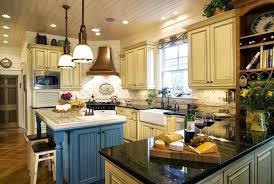 traditional french minimalist country kitchen island white