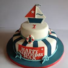 nautical cake awesome sweets discover