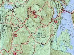 Oak Mountain State Park Trail Map by Wheres Todd Now The Appalachian Trail That U0027s Where