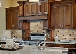 Stone Mosaic Tile Kitchen Backsplash by Travertine Glass Backsplash Ideas Photos Backsplash Com
