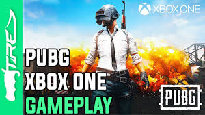 player unknown battlegrounds xbox one x review pubg xbox one x gameplay my first online battle royale match