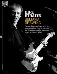 the sultan of swing pressreader total guitar 2017 04 13 dire straits sultans of swing