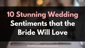wedding sentiments wedding wishes archives best wishes and quotes words from