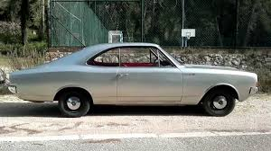 1970 opel cars ᴴᴰ 1970 opel rekord 1700l coupe youtube