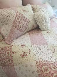 Queen Bed Coverlet Set Paris Floral Queen Bed Coverlet Set U2013 Lovely Linen