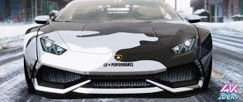 Lamborghini Huracan Drift - huracan lb camo pack gta5 mods com