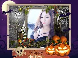 halloween selfie background halloween photo frame android apps on google play