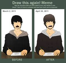 Drinking Water Meme - meme before and after by drink more water on deviantart