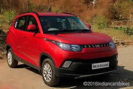 mahindra kuv100 road test review