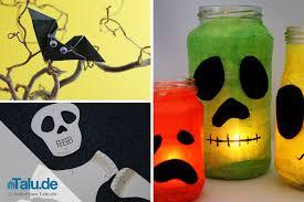 deko für halloween basteln 3 gruselige ideen für kinder talu de