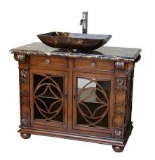 vanity and top combo for bathroom style selections cromlee bark