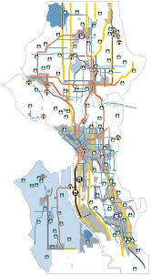 seattle map traffic the times is wrong a megaproject won t fix our traffic we need