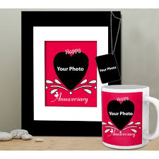 monogrammed anniversary gifts 11th anniversary gift for husband personalized anniversary gift