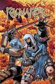 ragnarok ragnarok vol 2 the lord of the dead u2013 idw publishing