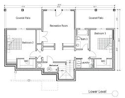 floor plans with basements open house plans with basement ijiwiziniaie info