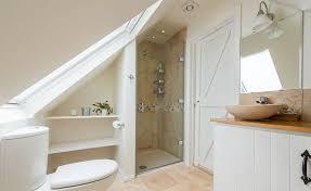 Bathroom In Loft Conversion Entrancing 70 Small Bathrooms Loft Conversions Decorating Design