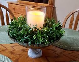 candle rings etsy