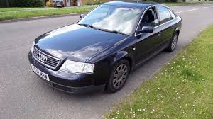2001 audi a6 turbo 2001 audi a6 1 8 turbo in leicester leicestershire gumtree