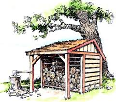 Diy Firewood Shed Plans by 72 Best Firewood Sheds Racks U0026 Storage Images On Pinterest