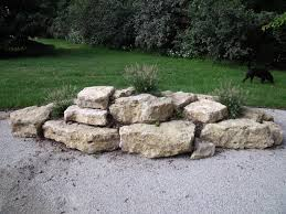 limestone boulders for you garden remembering of correct