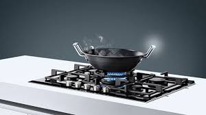 Modular Gas Cooktop Stay Flexible With Siemens Cooktops