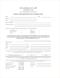 medical authorization release form 55183170 png pay stub template
