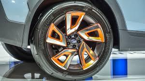 subaru crosstrek wheels sporty rugged subaru crosstrek concept debuts in north america