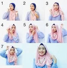 tutorial hijab resmi 8 tutorial hijab formal elegan dan simple hijabyuk com