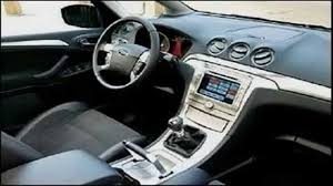 ford galaxy interior ford s max interior 2 youtube