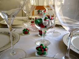 Table Decorations 4 Easy Holiday Table Decorations Six Twists