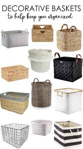 baskets for home decor the images collection of organized diy antler from tractor supply co