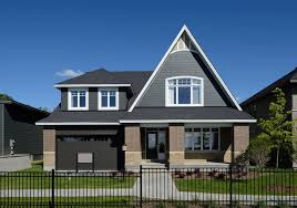 the kawartha richardson ridge model homes uniform developments