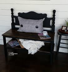 50 headboard bench ideas my repurposed life