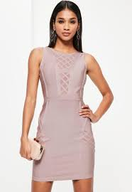 bandage dresses variety of colors available missguided