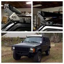 best jeep light bar homebrew jeep mods page 14 jeep cherokee forum jeep xj
