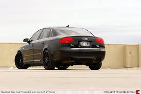 2009 audi a4 tuning audi s4 by any other measure awe s gt28 71r 2 0t b7 fourtitude com
