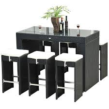 deck table and chairs bar table stools set koucovani dennis futures
