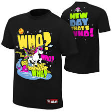 Boys Halloween Shirt by The New Day Merchandise Official Source To Buy Online Wwe