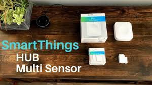 how to start a smart home with samsung smartthings youtube