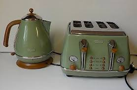 Delonghi Kettle And Toaster Sets Delonghi Icona Cream Kettle And Toaster Fabulous Icona Vintage