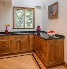 Chestnut Kitchen Cabinets Wormy Chestnut Kitchen Craft Maid Handmade Custom Cabinetry