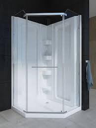 Mirolin Shower Doors Mirolin Sorrento 38 Inch 1 Acrylic Shower Stall The Home