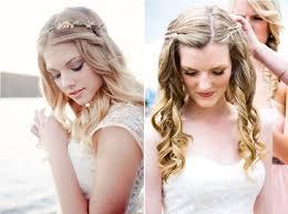 coiffure mariage cheveux lach s coiffure de mariée 10 idées avec les cheveux lâchés