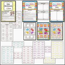 bayside math teacher huge new data unit 6 math u0026 literacy